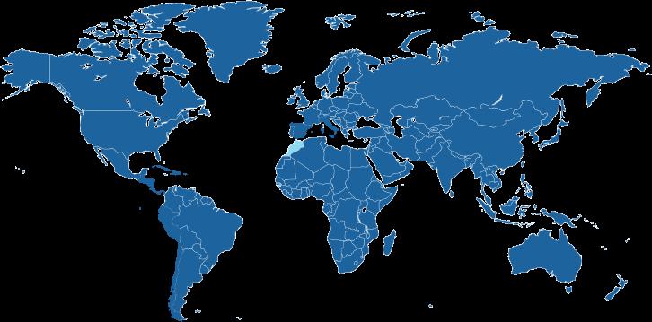 Land waar het Marokkaans wordt gesproken.