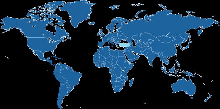 Land waar de Turkse taal de officiële taal is.